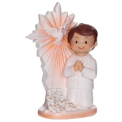 Bomboniere/Gastgeschenke mit Kinder Figuren zur Kommunion